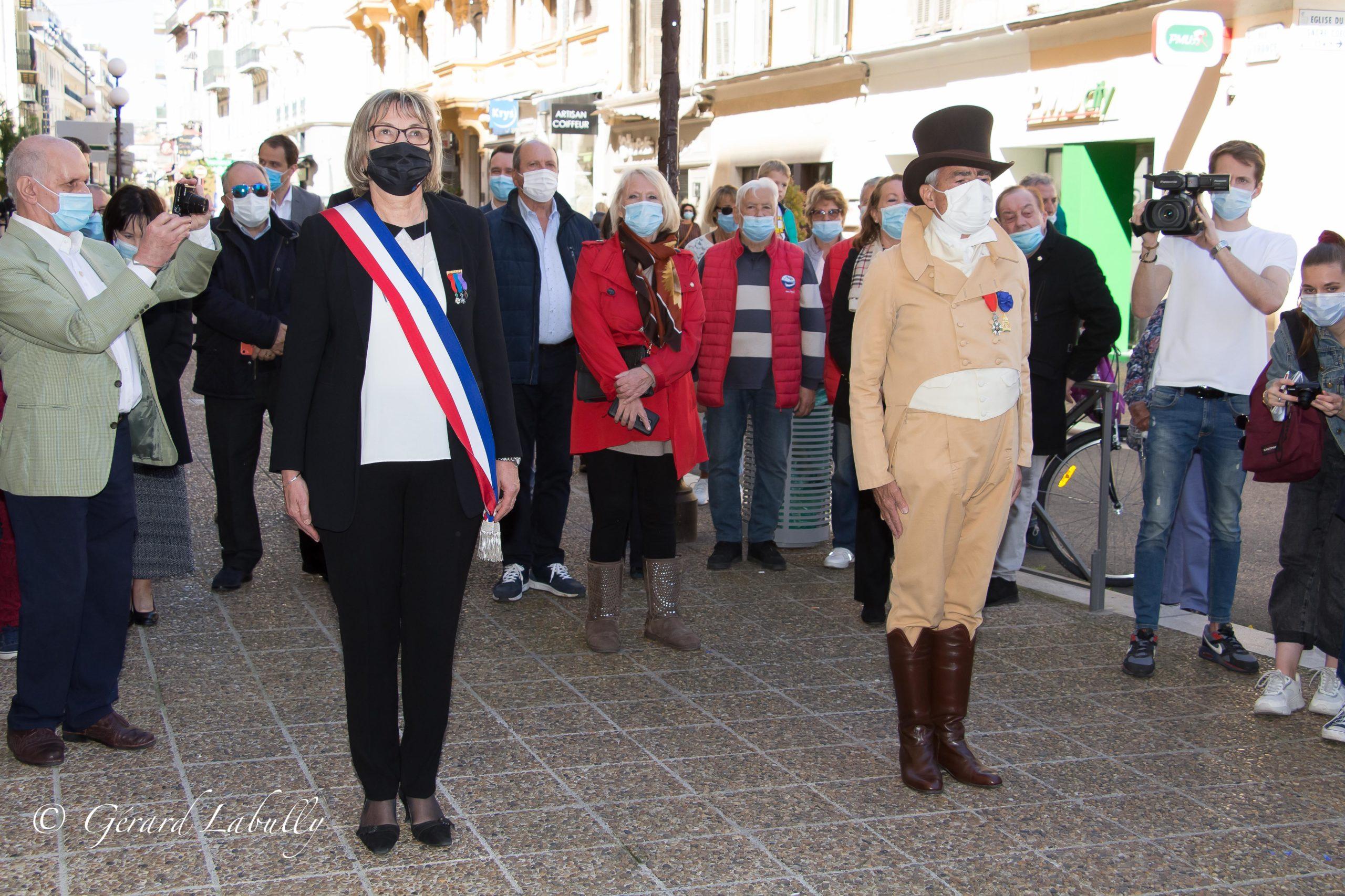 Commémoration de la mort de Napoléon